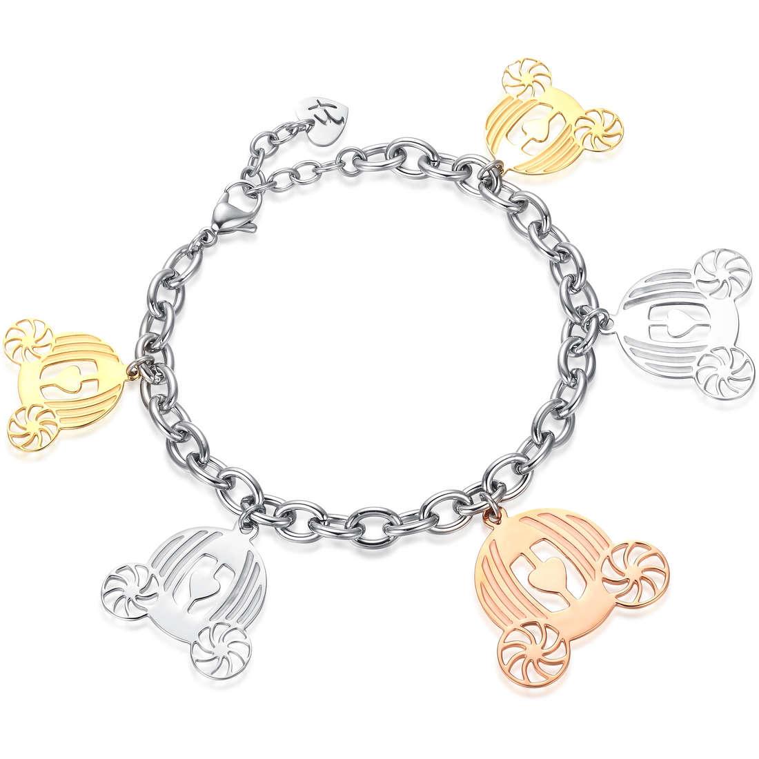 bracelet femme bijoux Luca Barra LBBK1051