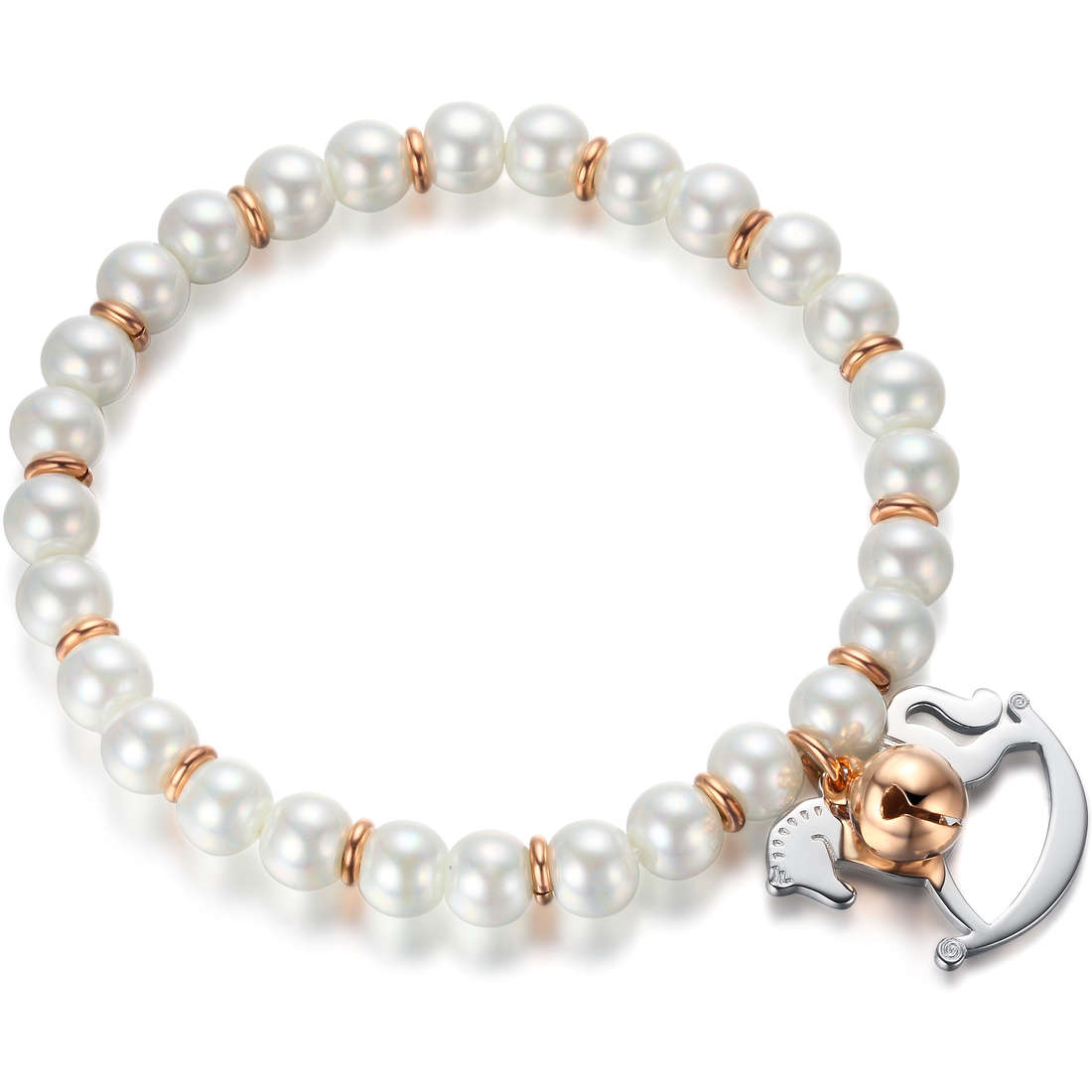 bracelet femme bijoux Luca Barra LBBK1060