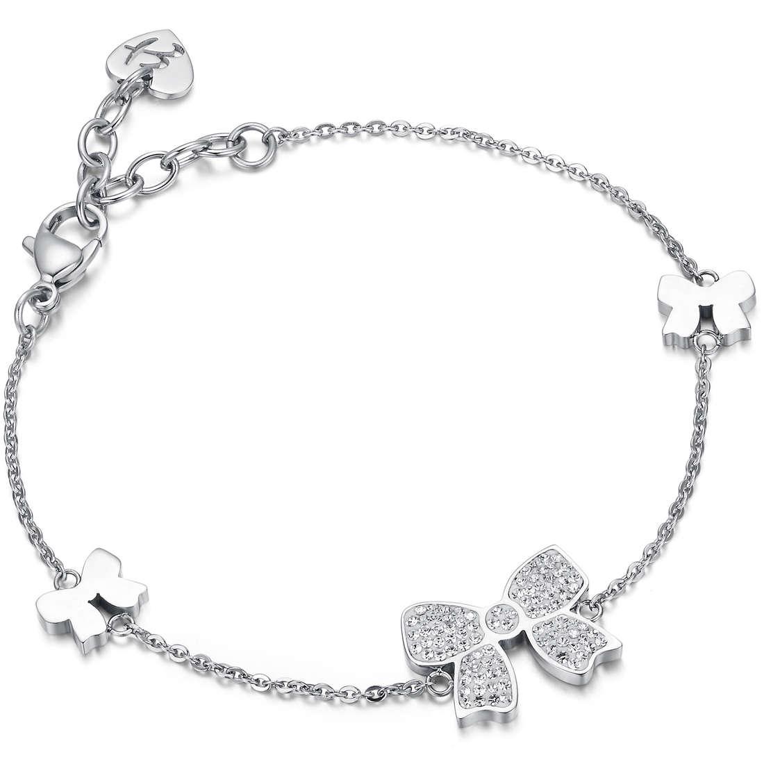 bracelet femme bijoux Luca Barra LBBK1061