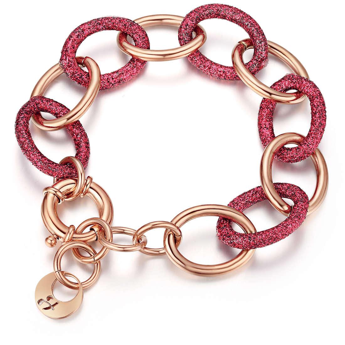 bracelet femme bijoux Luca Barra LBBK1069