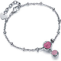 bracelet femme bijoux Luca Barra LBBK1188