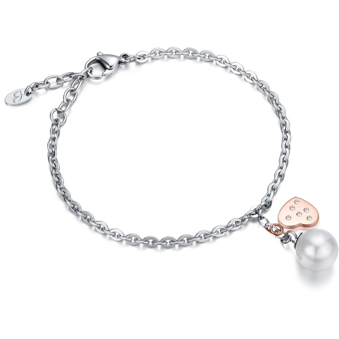 bracelet femme bijoux Luca Barra LBBK1197