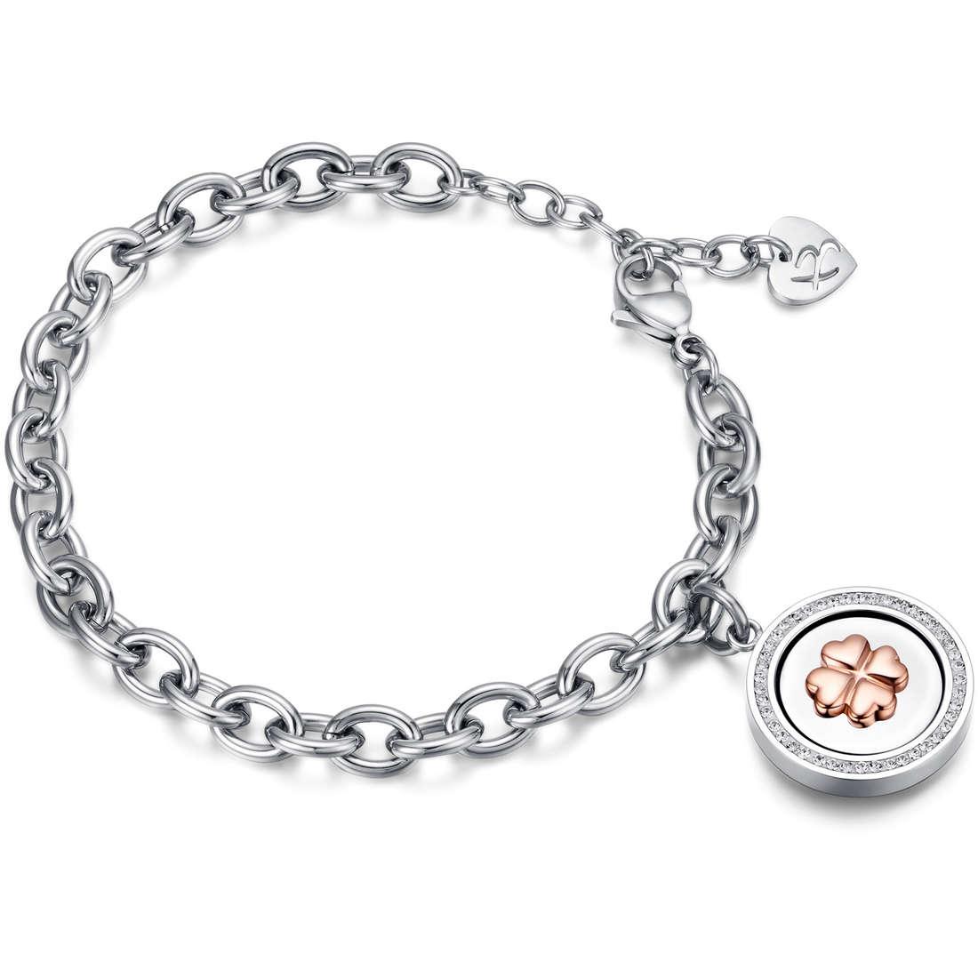 bracelet femme bijoux Luca Barra LBBK1201
