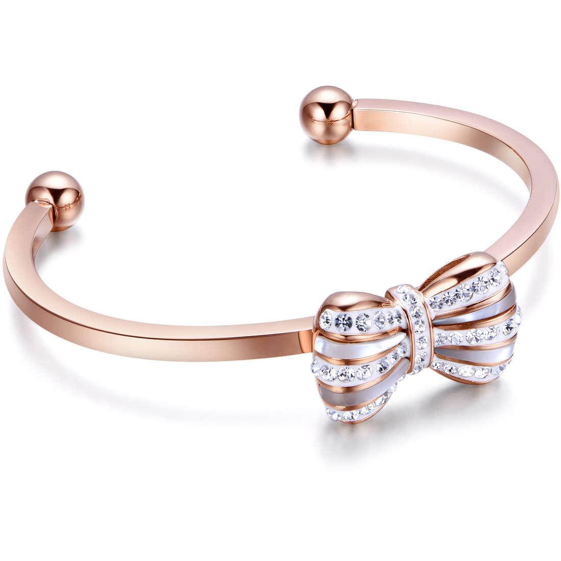bracelet femme bijoux Luca Barra LBBK1203