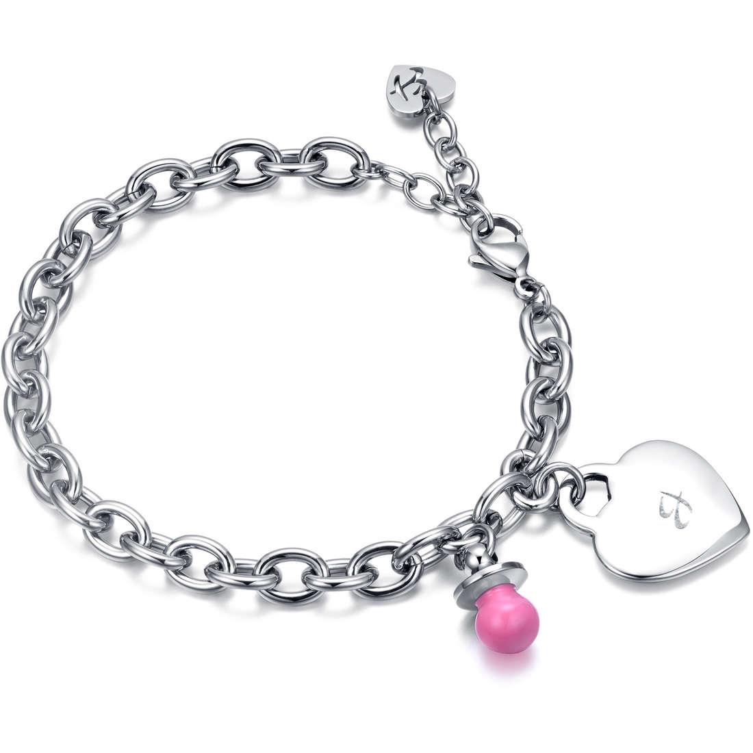 bracelet femme bijoux Luca Barra LBBK1206