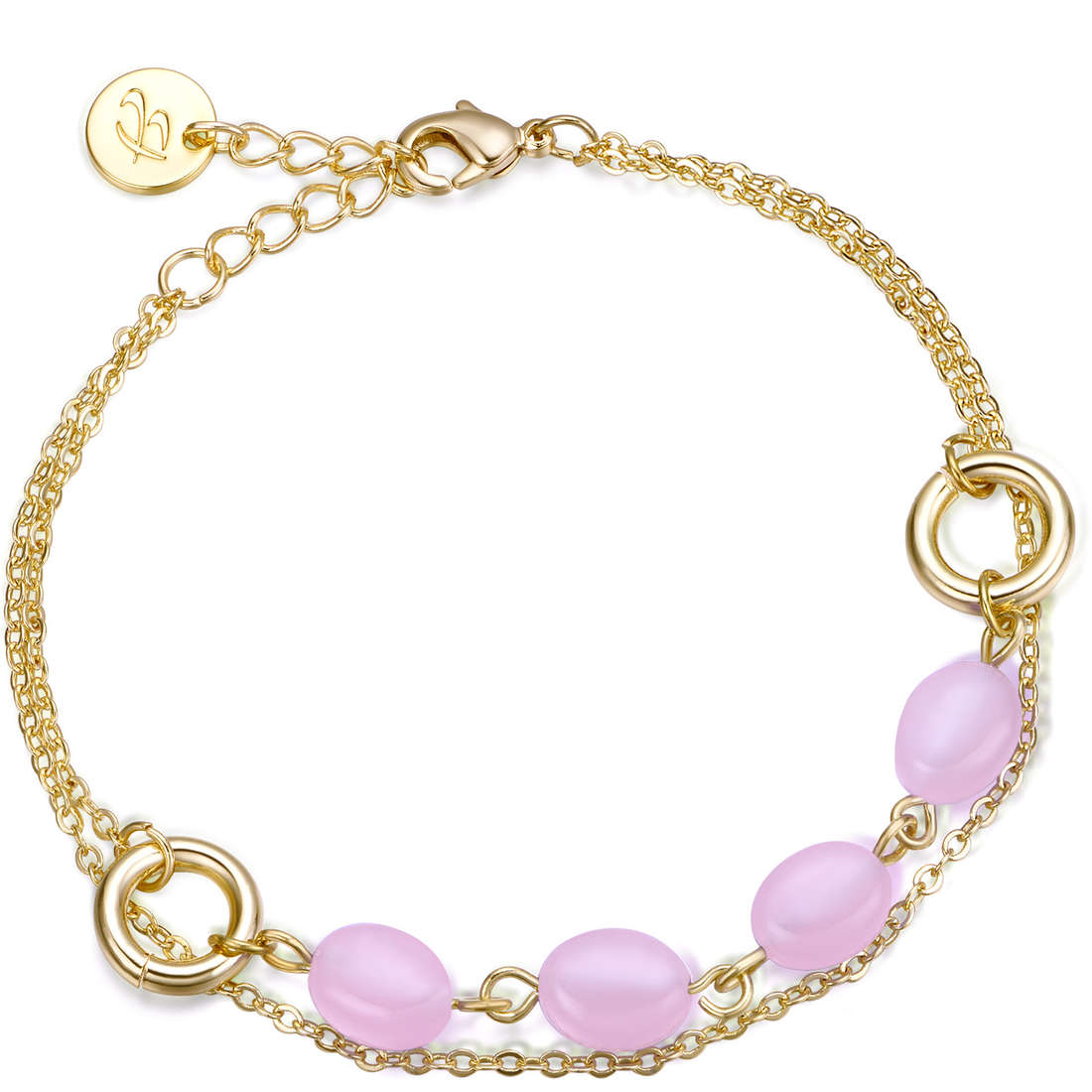 bracelet femme bijoux Luca Barra LBBK1211