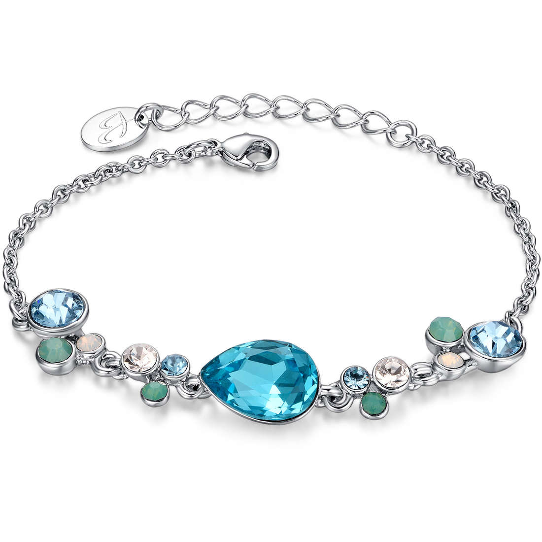 bracelet femme bijoux Luca Barra LBBK1221