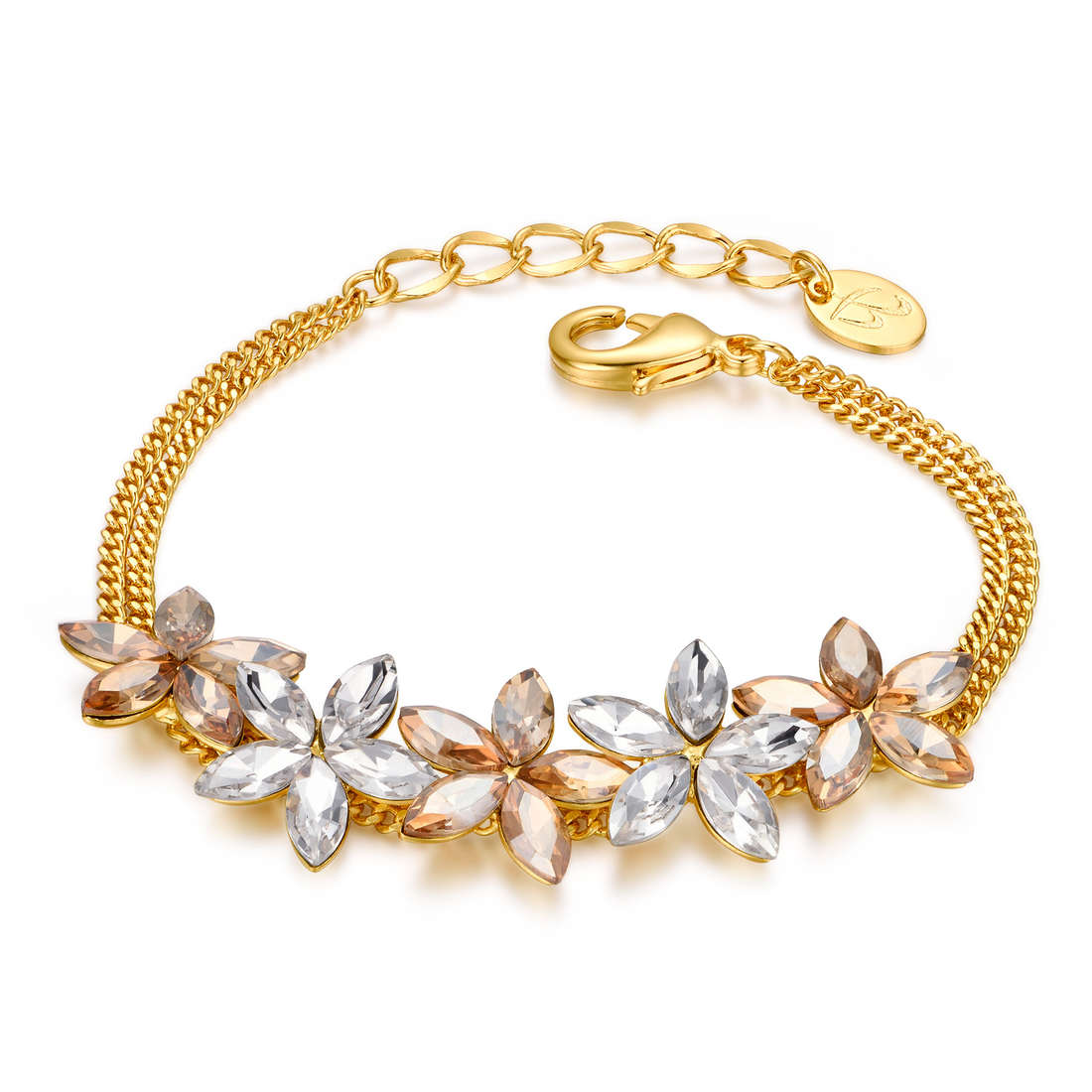bracelet femme bijoux Luca Barra LBBK1231