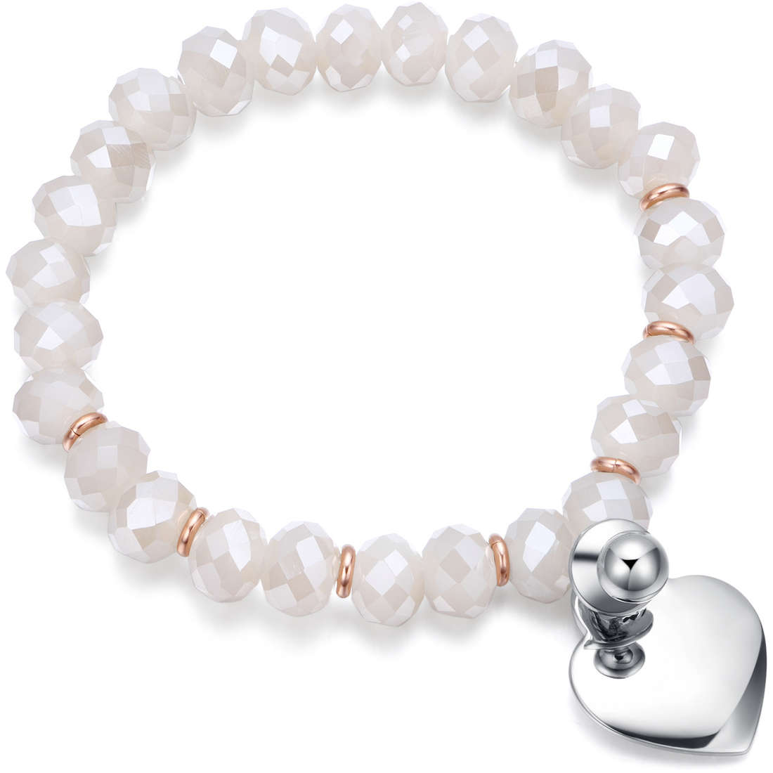 bracelet femme bijoux Luca Barra LBBK1256