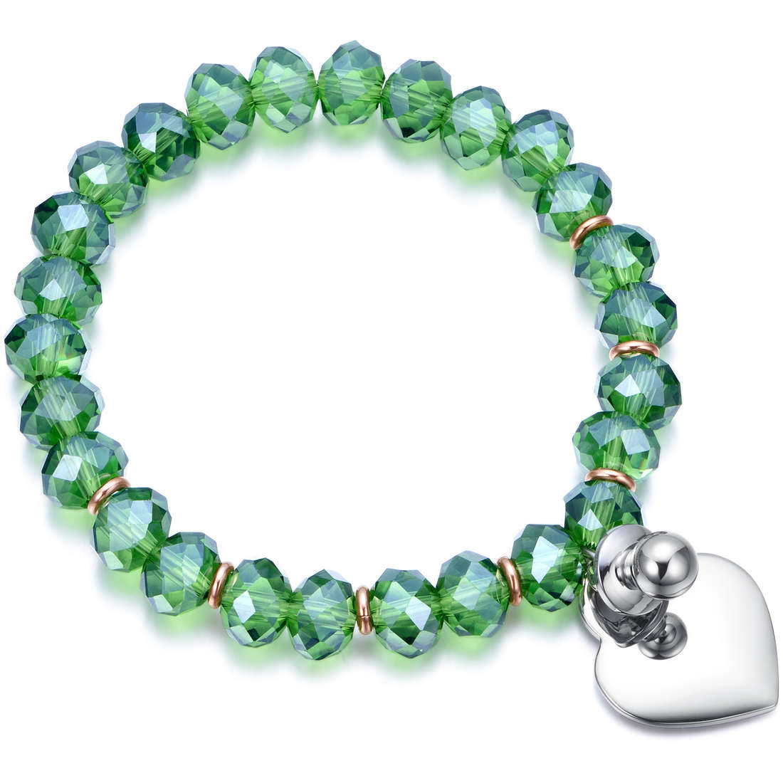 bracelet femme bijoux Luca Barra LBBK1257