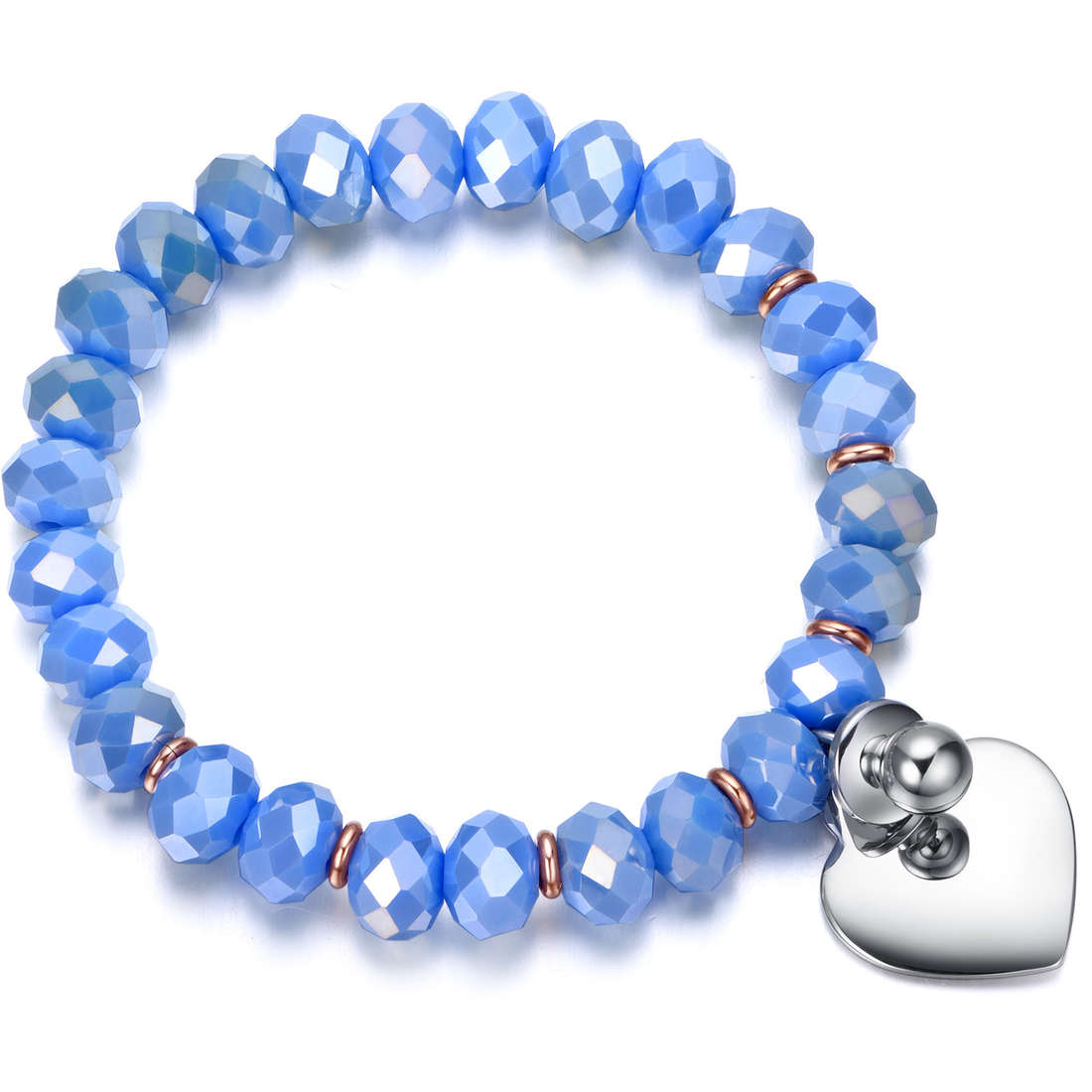 bracelet femme bijoux Luca Barra LBBK1262