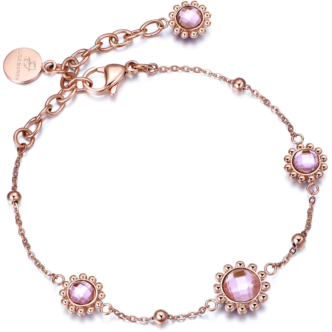 bracelet femme bijoux Luca Barra LBBK1368
