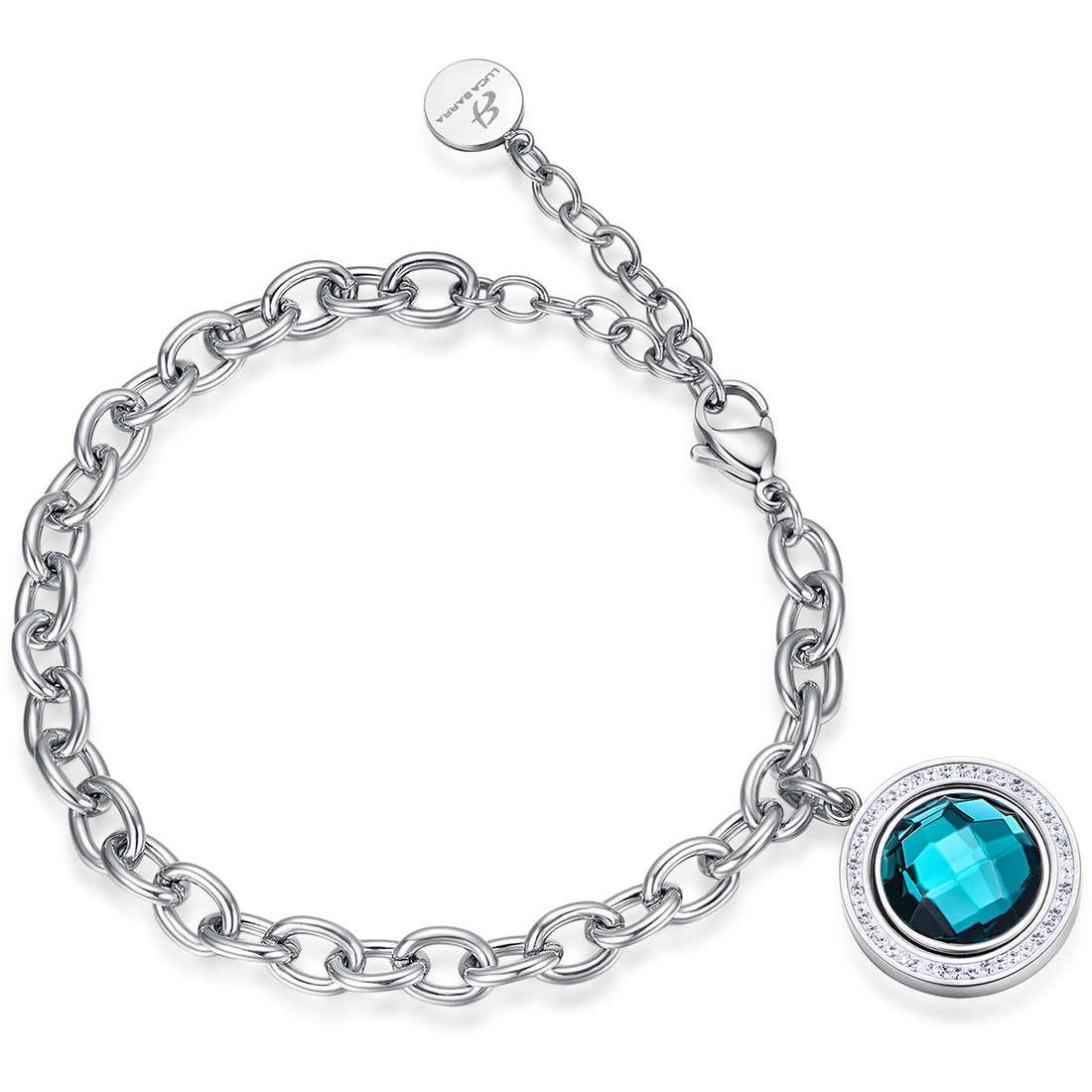 bracelet femme bijoux Luca Barra LBBK1381