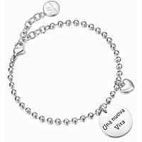 bracelet femme bijoux Luca Barra LBBK1477