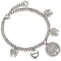 bracelet femme bijoux Luca Barra LBBK1531