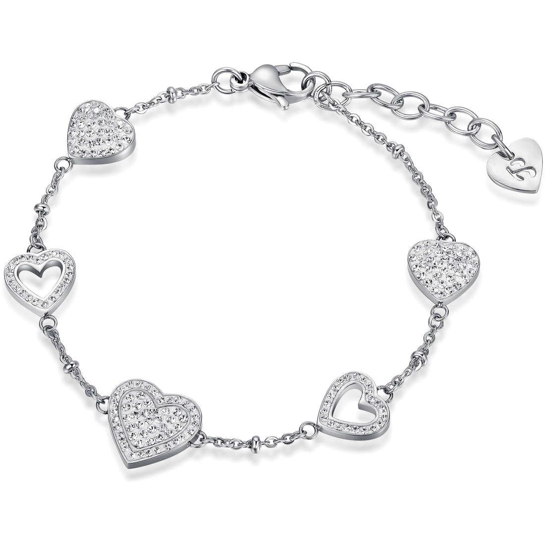 bracelet femme bijoux Luca Barra LBBK833