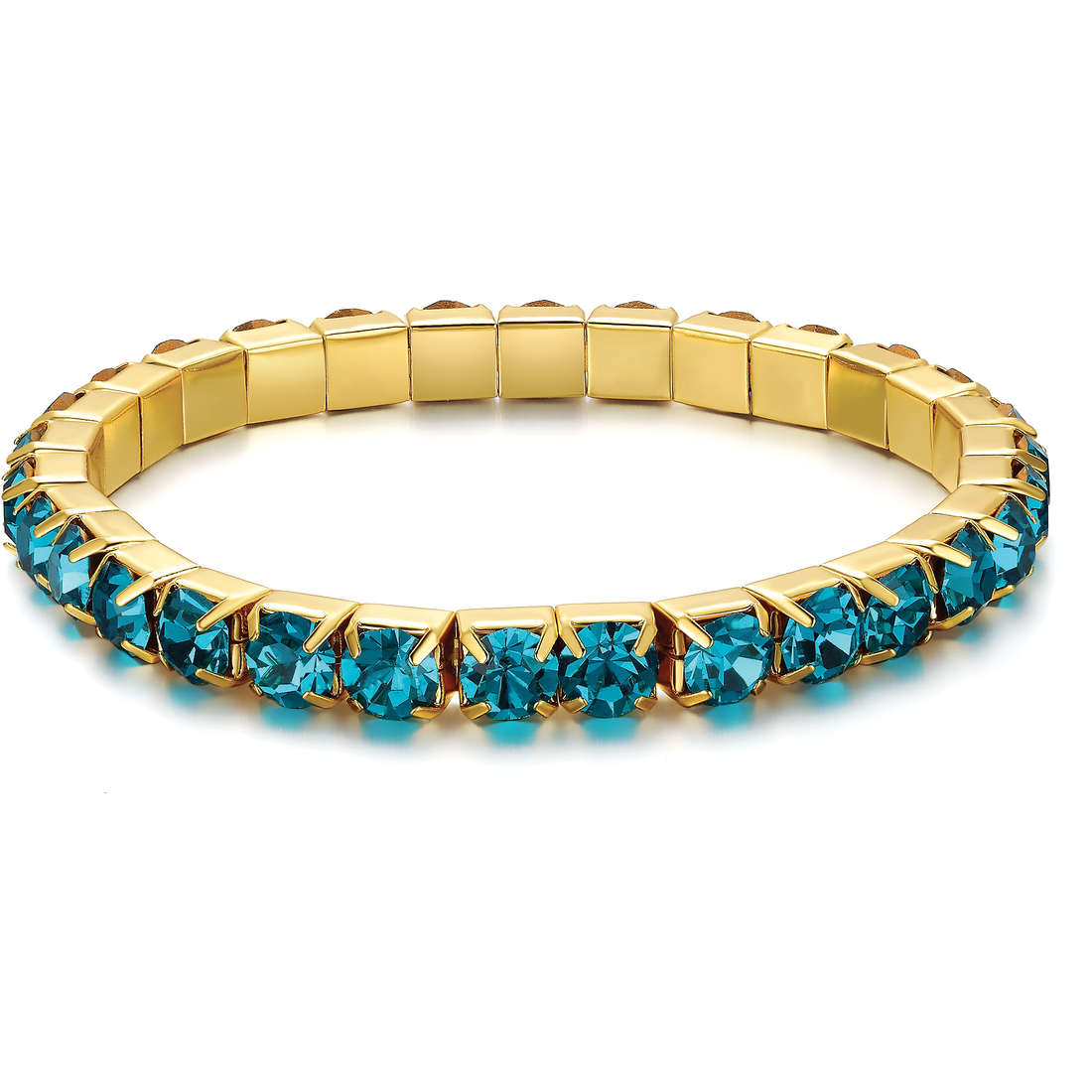 bracelet femme bijoux Luca Barra LBBK872