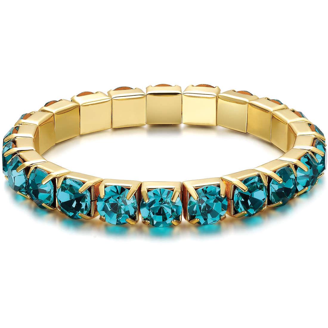 bracelet femme bijoux Luca Barra LBBK877