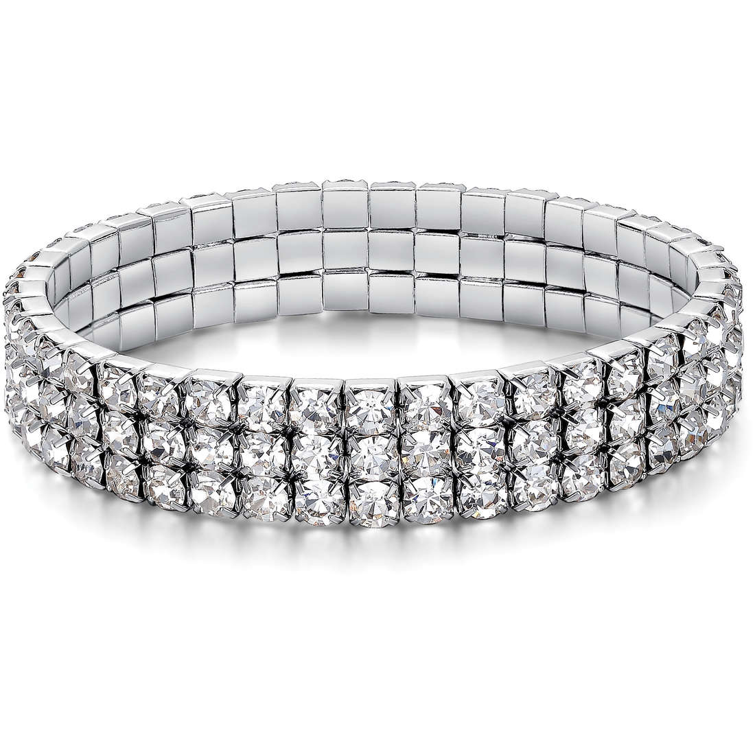 bracelet femme bijoux Luca Barra LBBK885