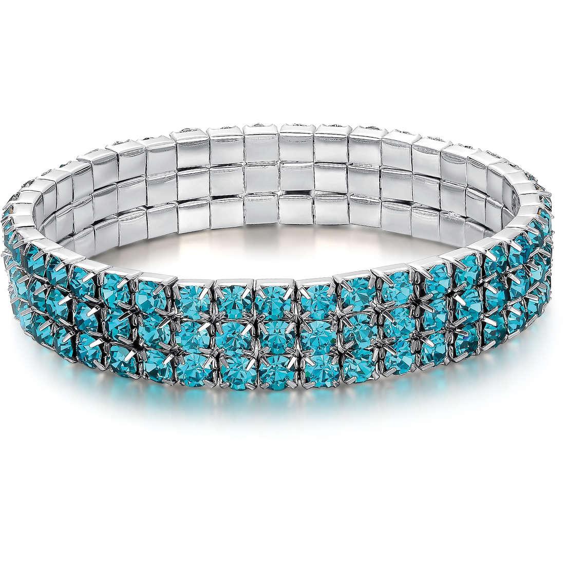 bracelet femme bijoux Luca Barra LBBK886