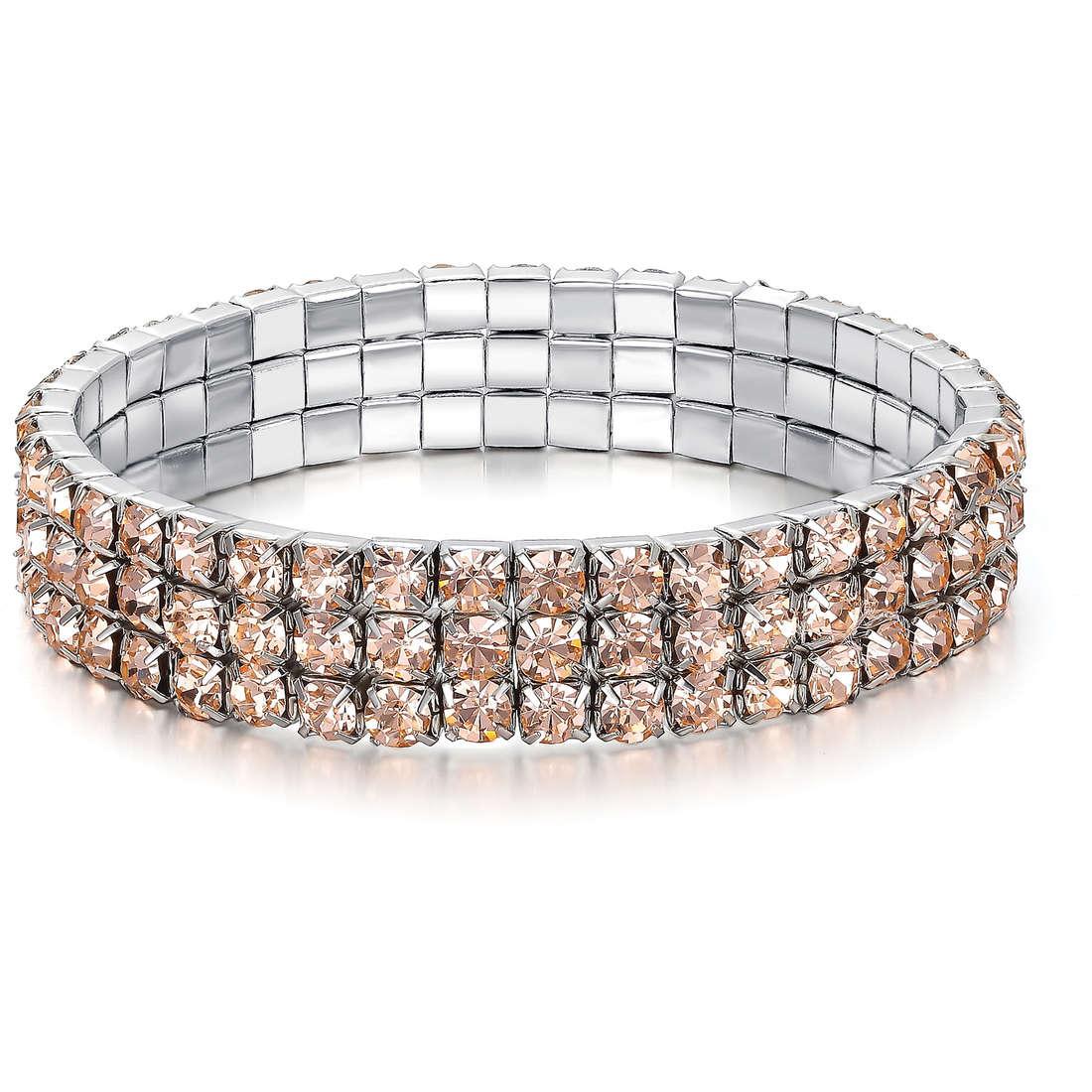 bracelet femme bijoux Luca Barra LBBK889