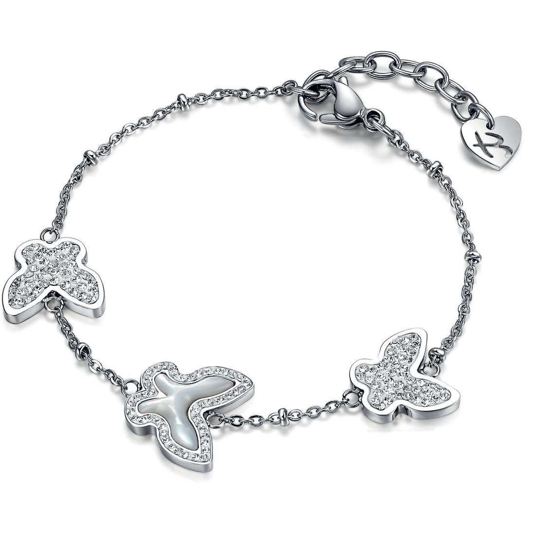 bracelet femme bijoux Luca Barra LBBK985