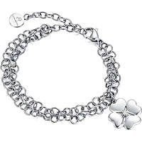 bracelet femme bijoux Luca Barra Lucky Mood LBBK1406
