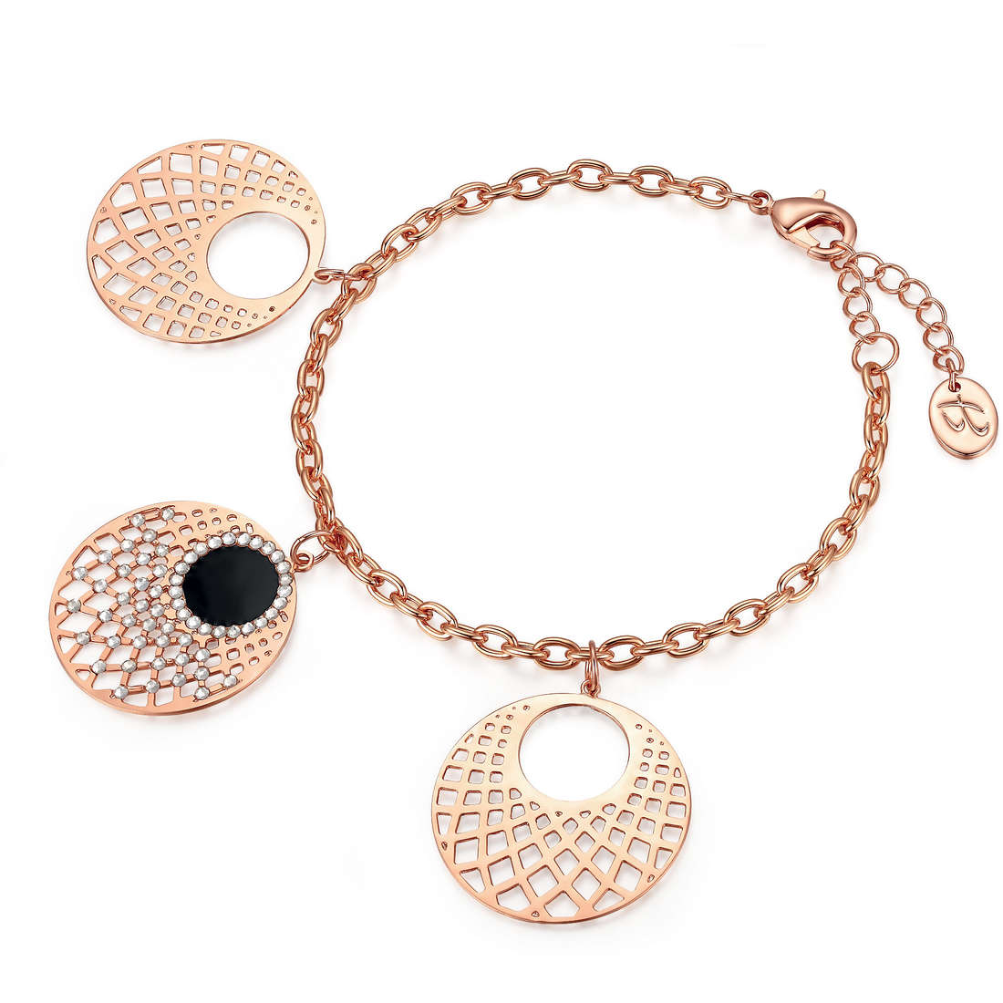 bracelet femme bijoux Luca Barra Madeleine LBBK1082