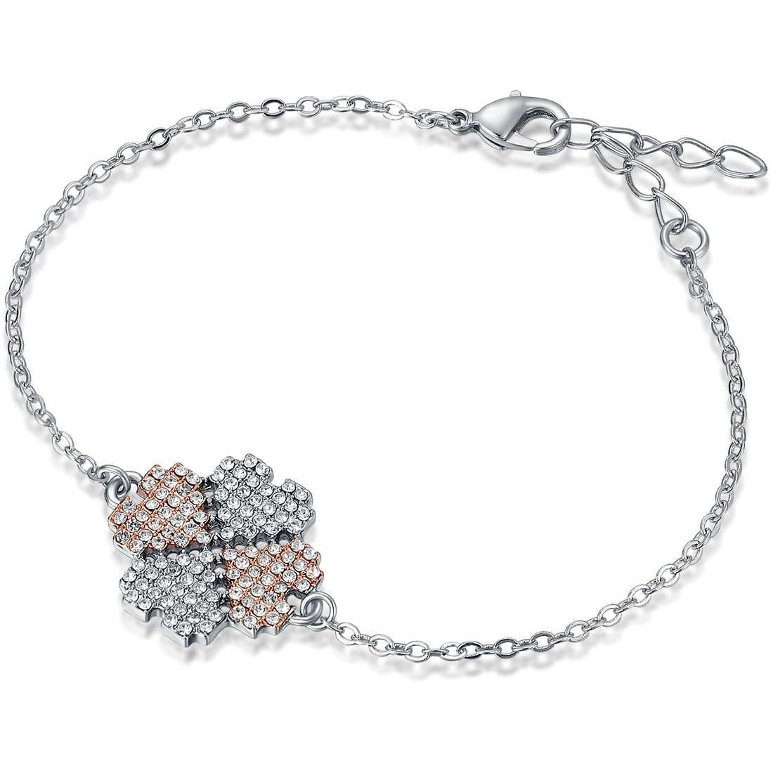 bracelet femme bijoux Luca Barra Mia LBBK1103