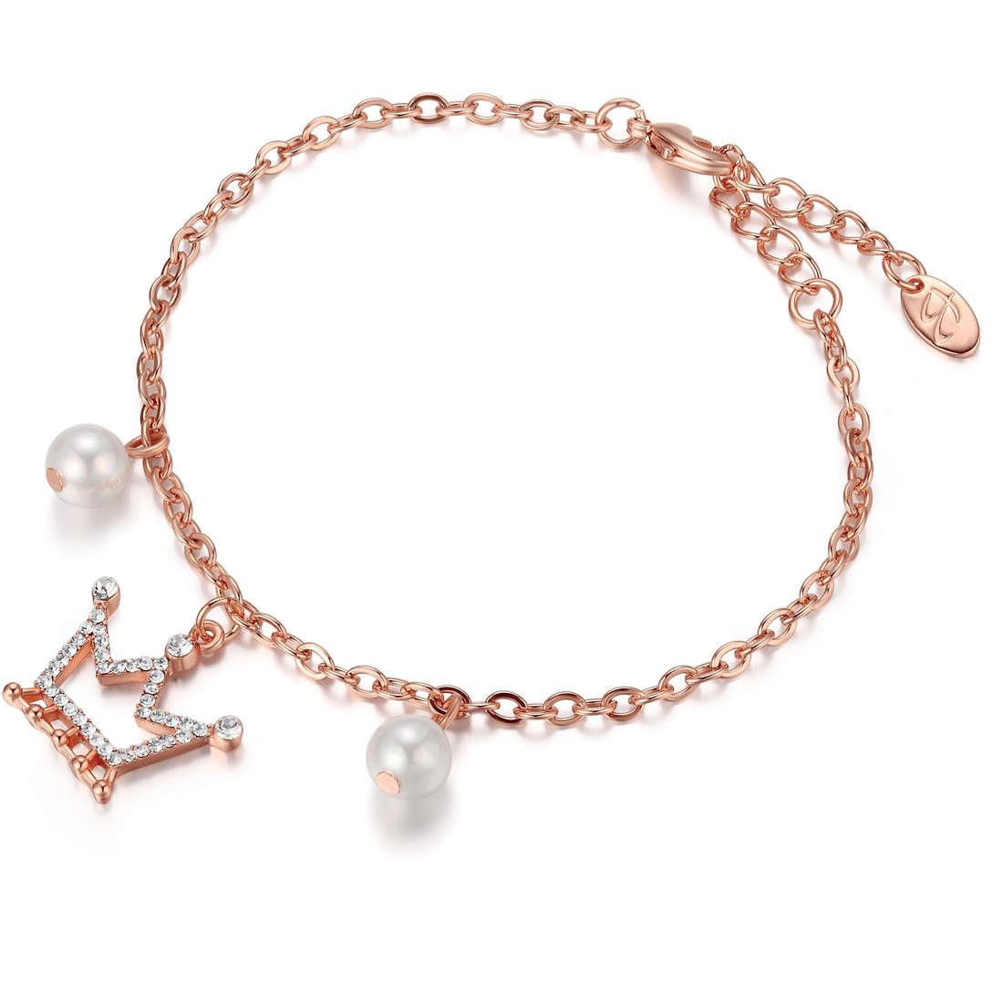 bracelet femme bijoux Luca Barra Nora LBBK1092