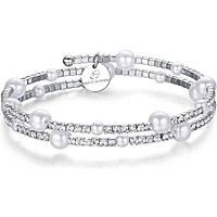 bracelet femme bijoux Luca Barra Perle Easy Chic LBBK1397
