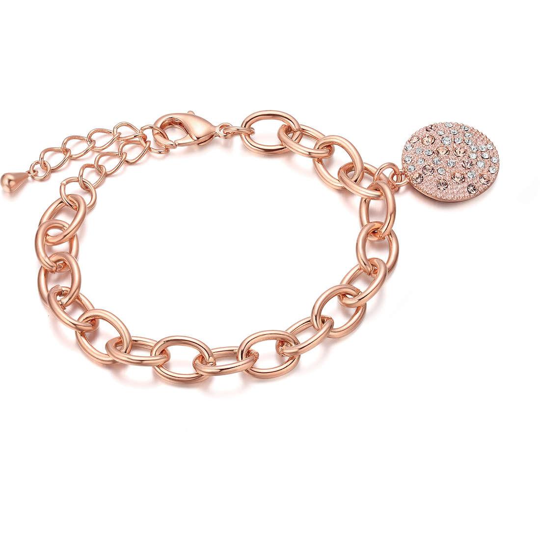 bracelet femme bijoux Luca Barra Priscilla LBBK1100