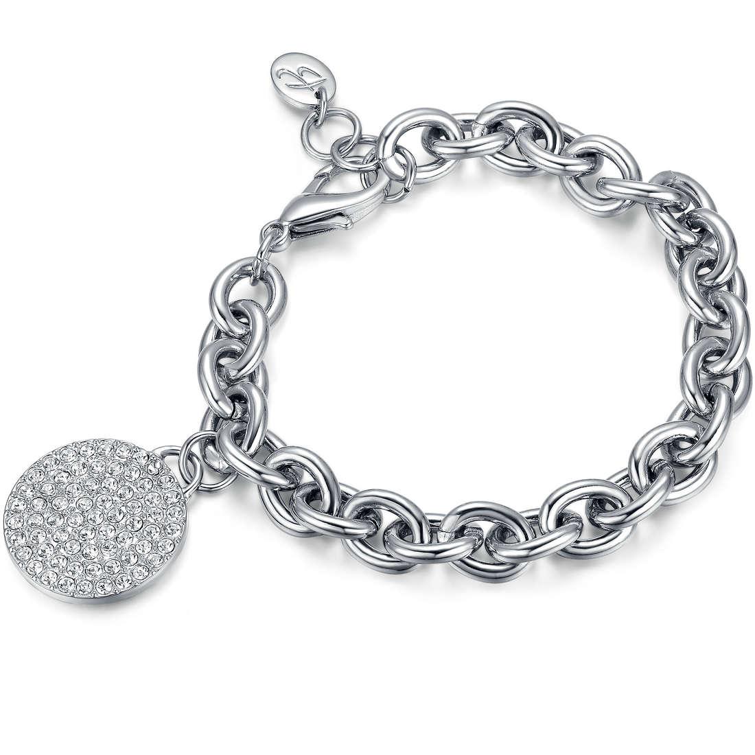 bracelet femme bijoux Luca Barra Roxanne LBBK1079
