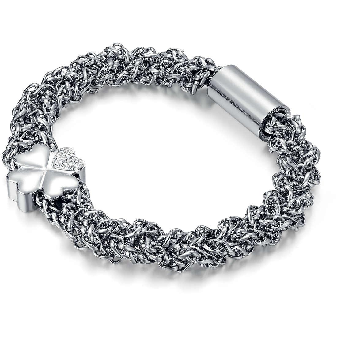 bracelet femme bijoux Luca Barra Tara LBBK1063