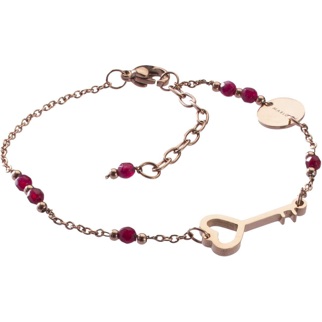 bracelet femme bijoux Marlù Clover 18BR042R