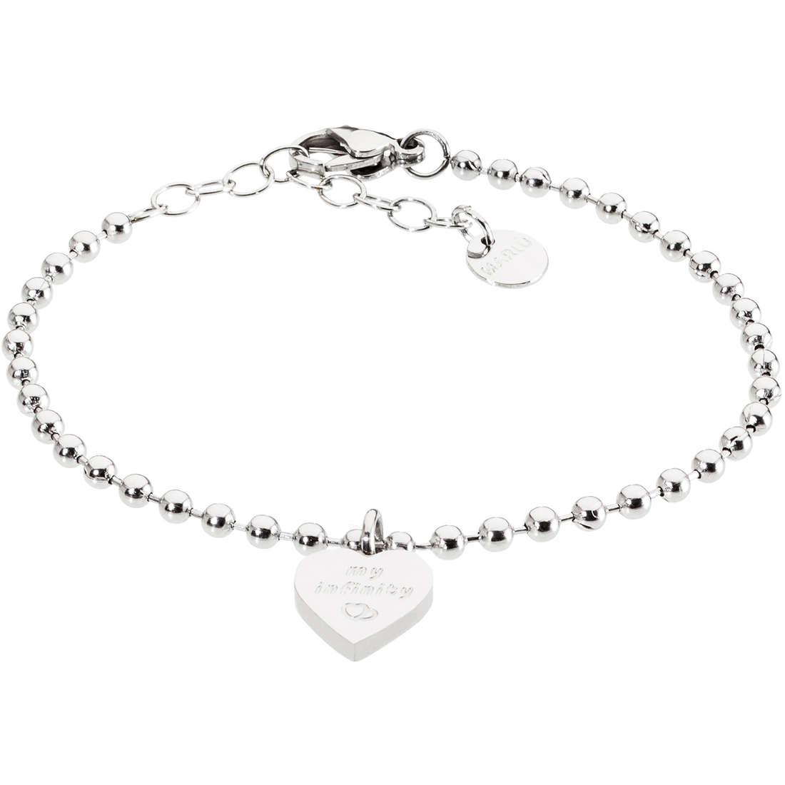 bracelet femme bijoux Marlù My Word 18BR046