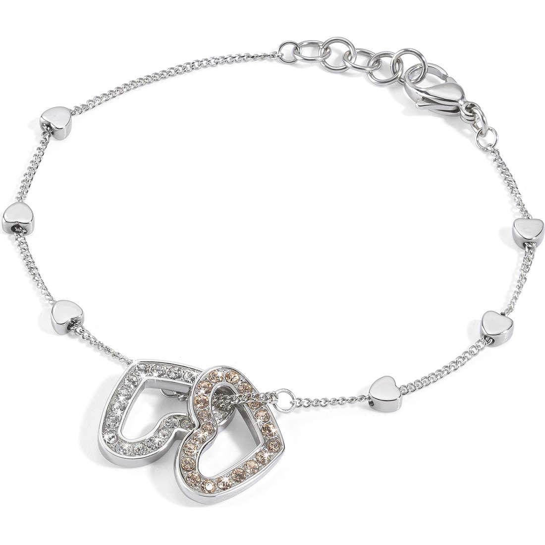 bracelet femme bijoux Morellato Abbraccio SABG10