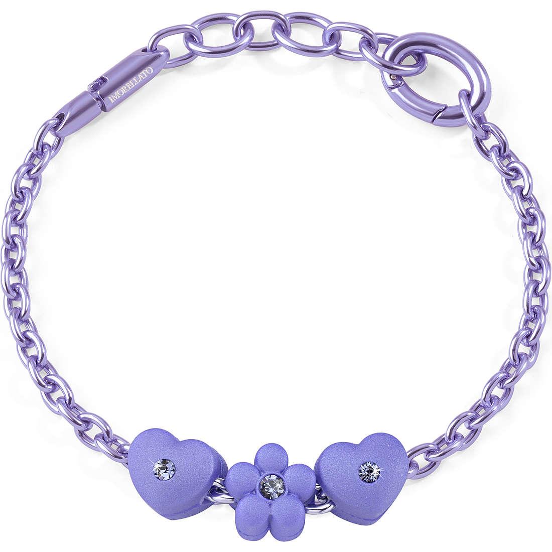bracelet femme bijoux Morellato Colours SABZ386