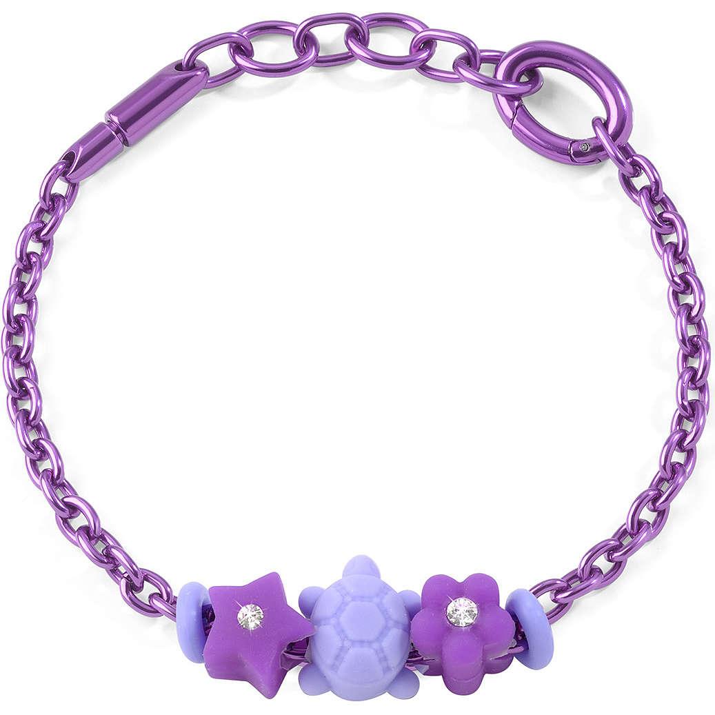 bracelet femme bijoux Morellato Drops Colours SABZ150