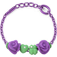 bracelet femme bijoux Morellato Drops Colours SABZ158