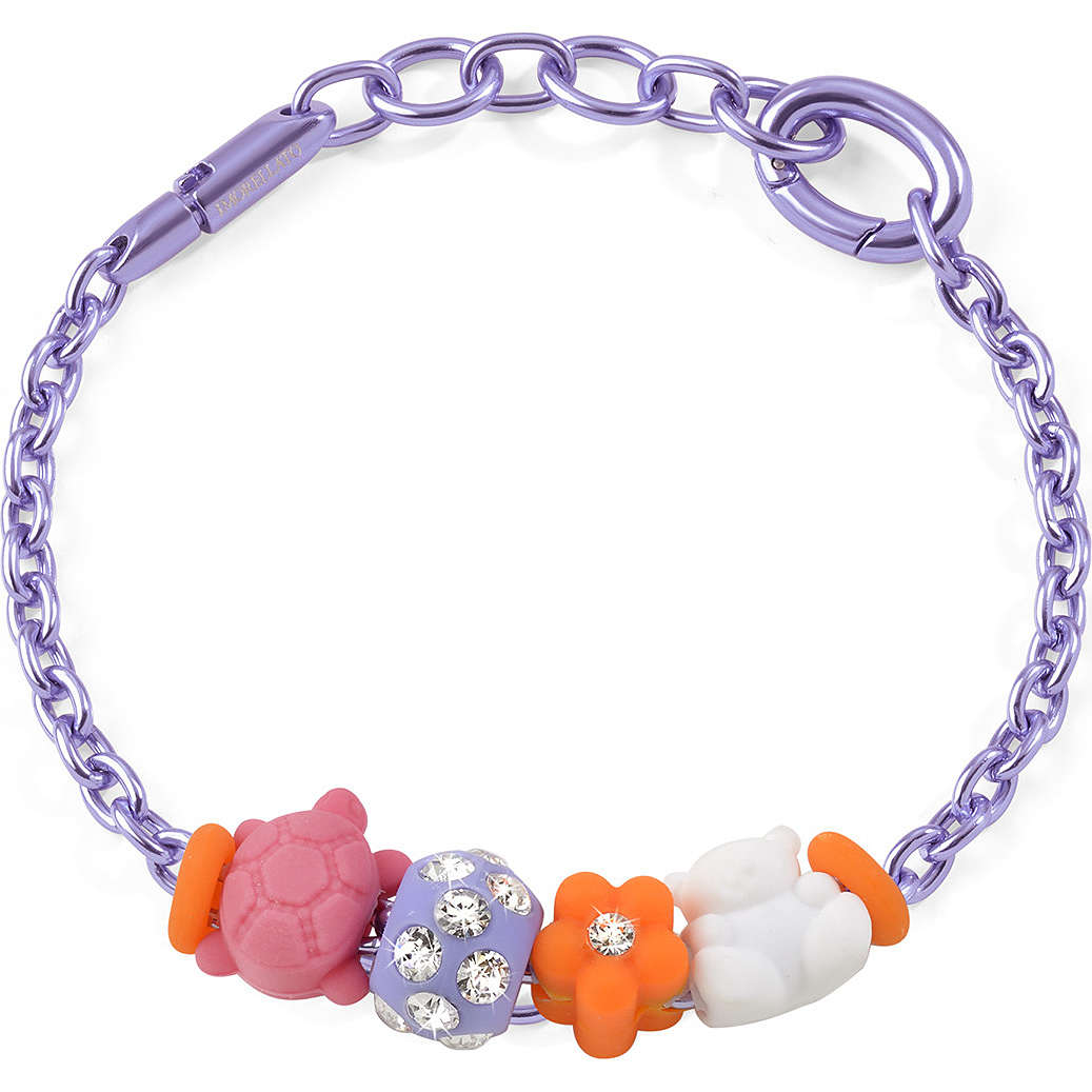 bracelet femme bijoux Morellato Drops Colours SABZ170