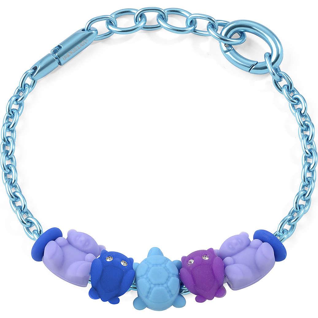 bracelet femme bijoux Morellato Drops Colours SABZ177