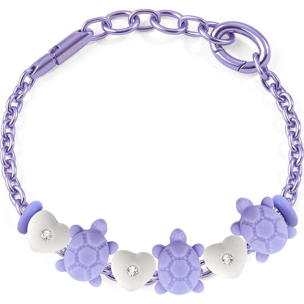 bracelet femme bijoux Morellato Drops Colours SABZ181