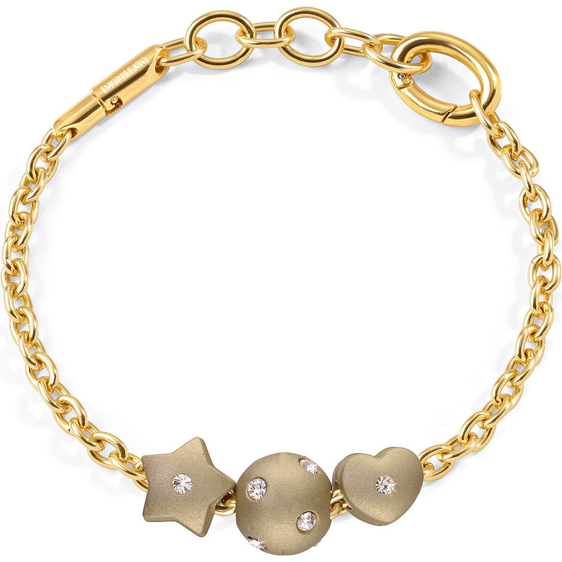 bracelet femme bijoux Morellato Drops Colours SABZ274