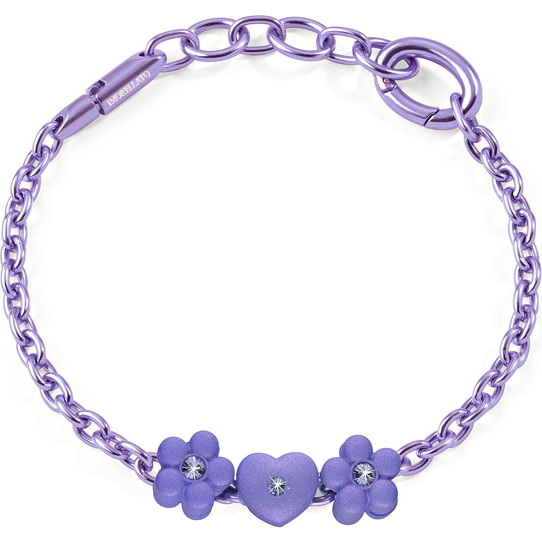 bracelet femme bijoux Morellato Drops Colours SABZ275