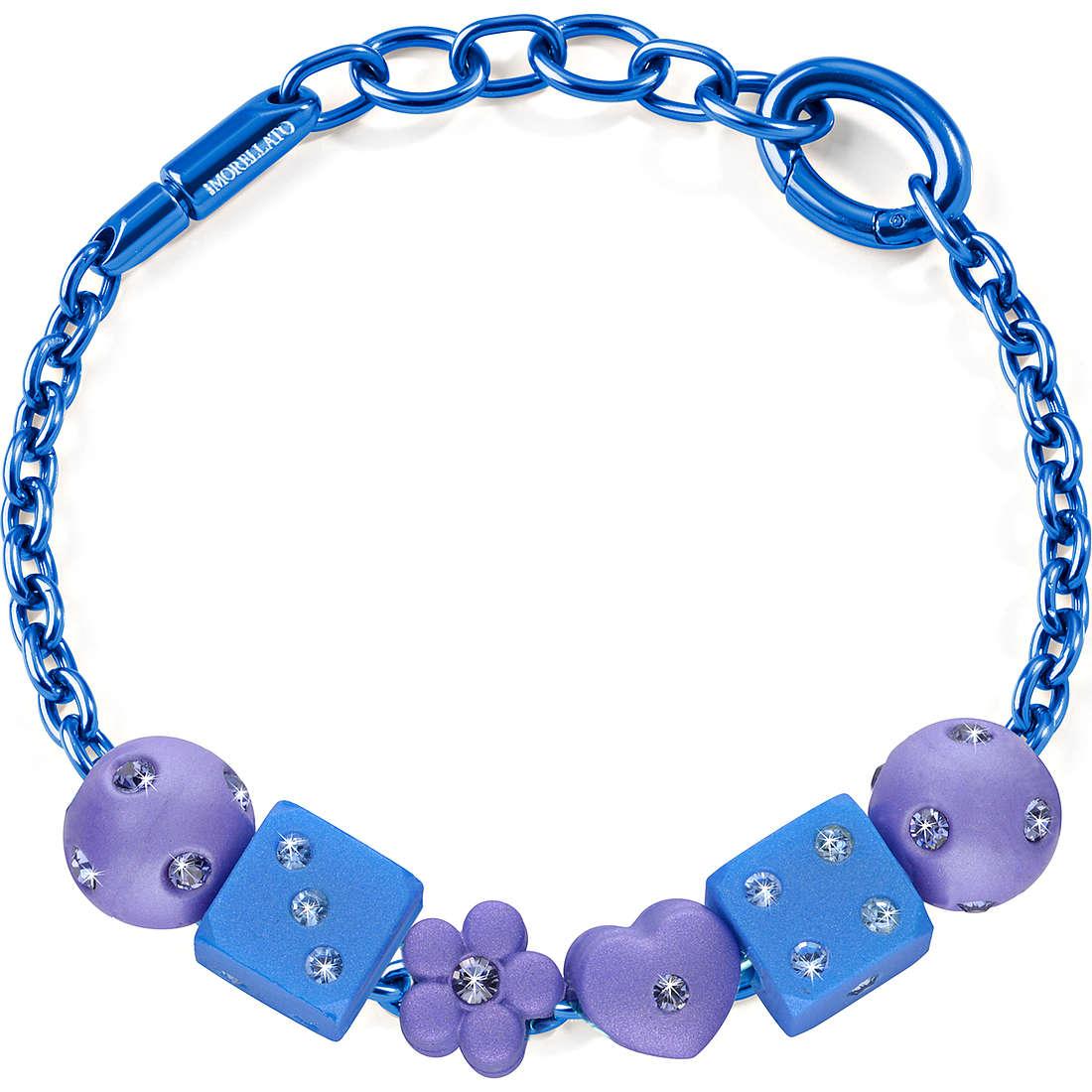 bracelet femme bijoux Morellato Drops Colours SABZ285