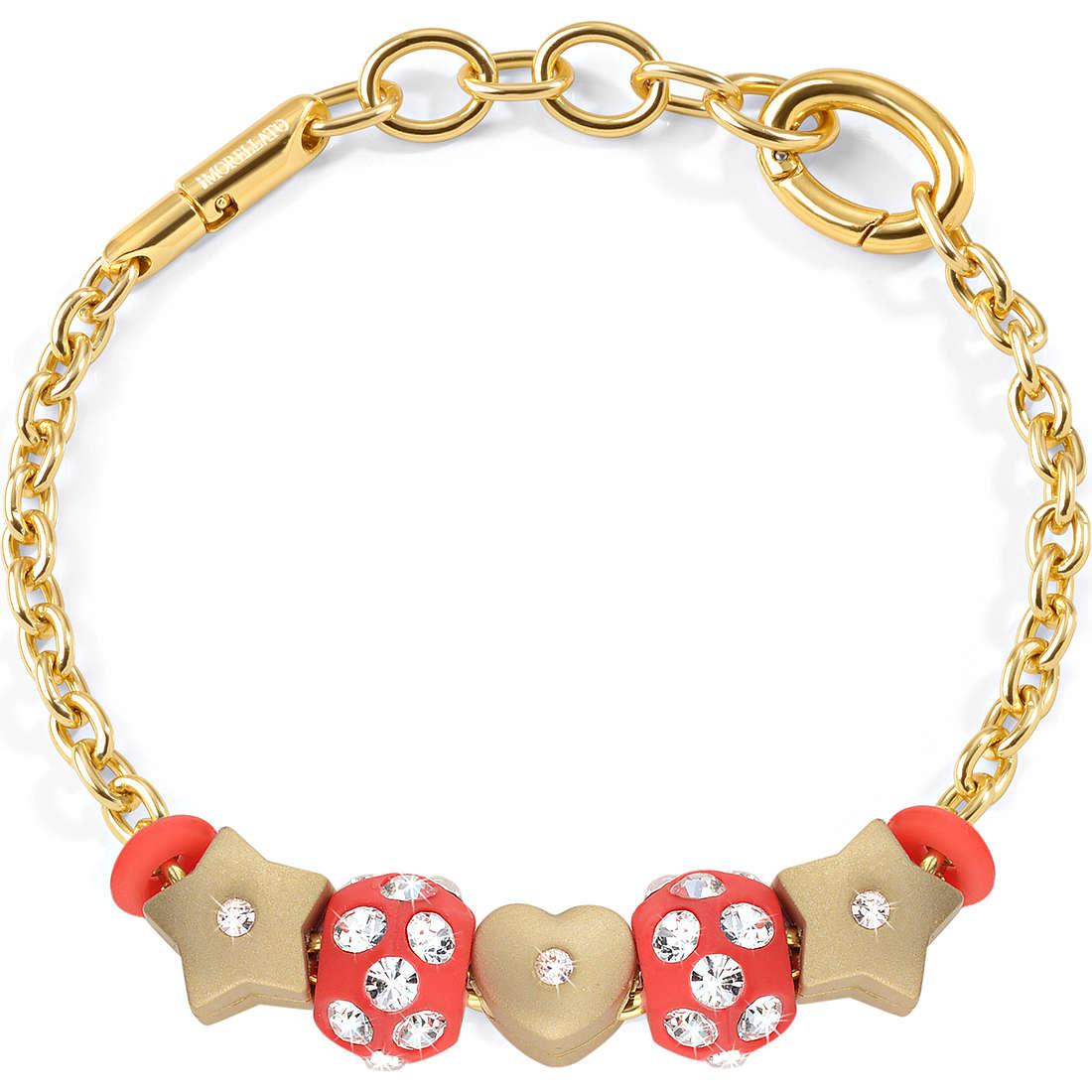 bracelet femme bijoux Morellato Drops Colours SABZ291