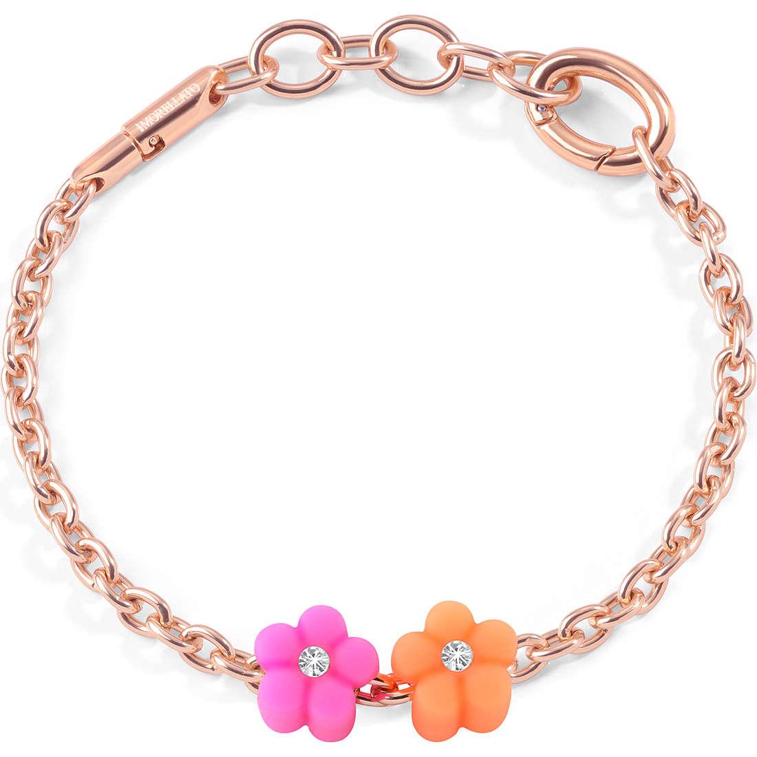 bracelet femme bijoux Morellato Drops Colours SABZ329