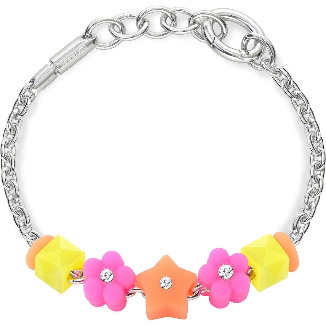 bracelet femme bijoux Morellato Drops Colours SABZ340