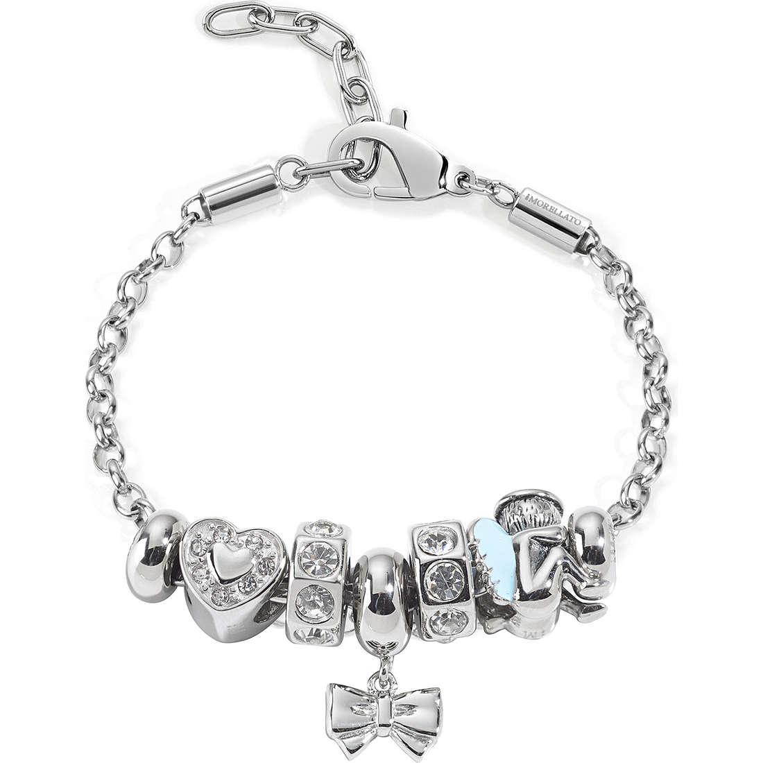 bracelet femme bijoux Morellato Drops SCZ493